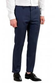 "Hugo Boss Men's ""Huge6/Genius5"" Slim Fit 100% Wool Blue Two Button Suit: Picture 9"
