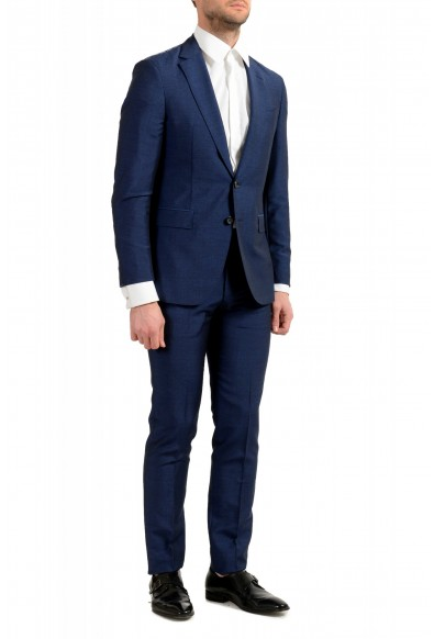 """Hugo Boss Men's """"F-Harverson2/Garvin2"""" Slim Fit Silk Wool Mohair Two Button Suit: Picture 2"""