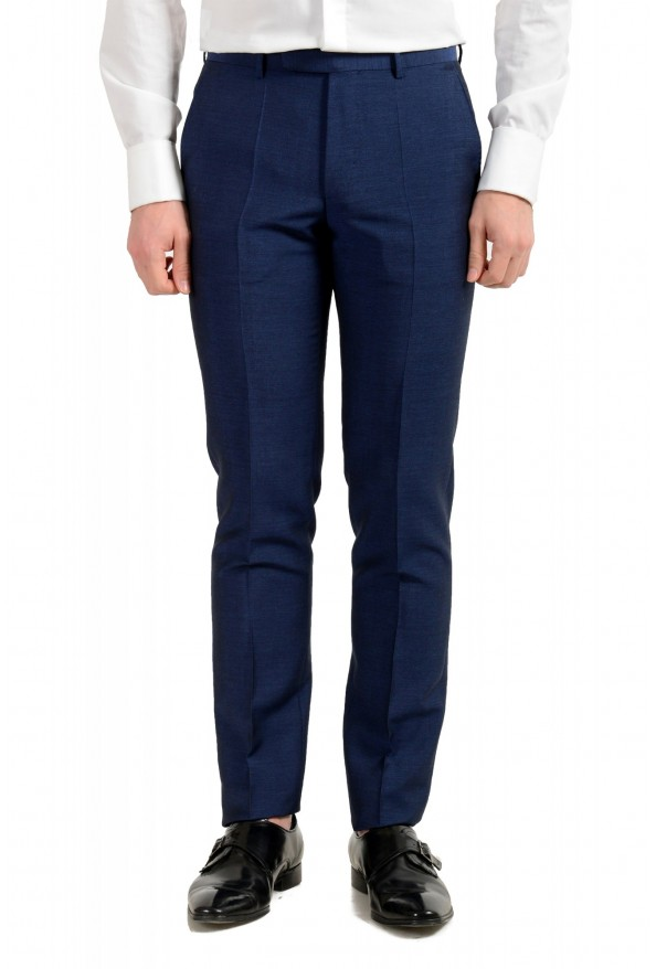 """Hugo Boss Men's """"F-Harverson2/Garvin2"""" Slim Fit Silk Wool Mohair Two Button Suit: Picture 8"""