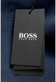 """Hugo Boss Men's """"Nalton1/Ben2"""" Slim Fit Blue Wool Plaid Two Button Suit: Picture 11"""