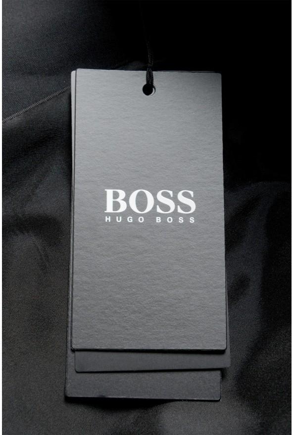 "Hugo Boss Men's ""Phoenix/Madisen"" Comfort Fit 100% Wool Black Two Button Suit: Picture 11"