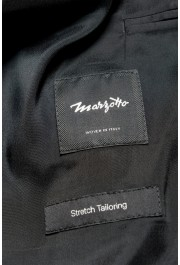 "Hugo Boss Men's ""Phoenix/Madisen"" Comfort Fit 100% Wool Black Two Button Suit: Picture 13"