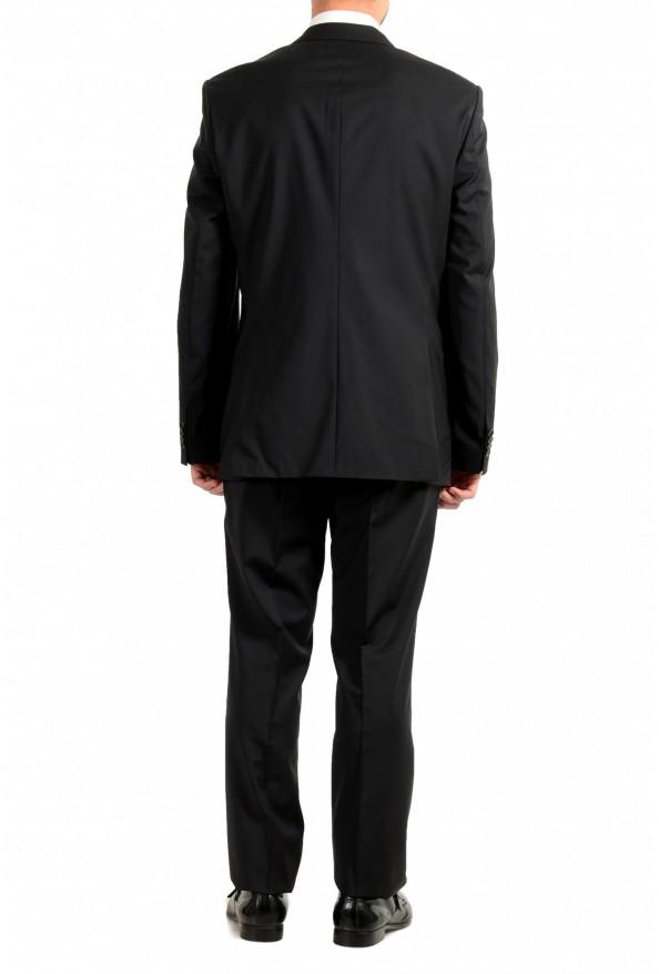 "Hugo Boss Men's ""Phoenix/Madisen"" Comfort Fit 100% Wool Black Two Button Suit: Picture 3"