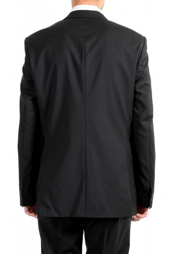 "Hugo Boss Men's ""Phoenix/Madisen"" Comfort Fit 100% Wool Black Two Button Suit: Picture 6"