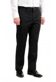 "Hugo Boss Men's ""Phoenix/Madisen"" Comfort Fit 100% Wool Black Two Button Suit: Picture 9"