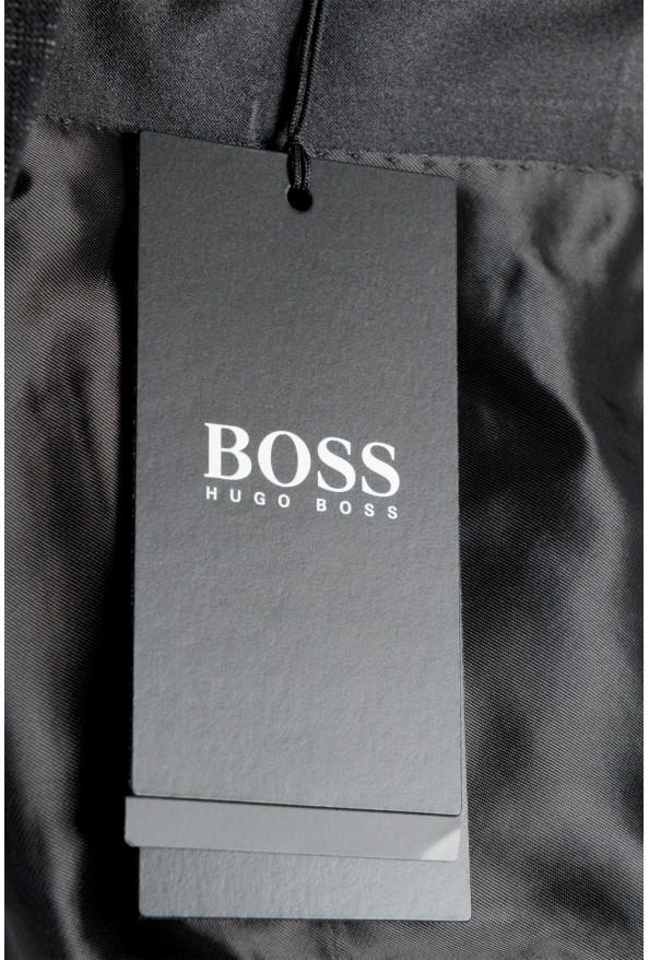 """Hugo Boss Men's """"Rendal1/Wilden1WE"""" Extra Slim Fit Wool Three Piece Tuxedo Suit: Picture 14"""