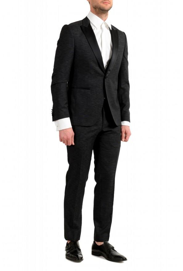 """Hugo Boss Men's """"Rendal1/Wilden1WE"""" Extra Slim Fit Wool Three Piece Tuxedo Suit: Picture 2"""
