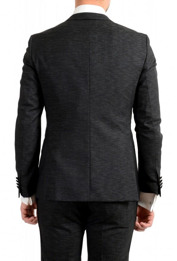 """Hugo Boss Men's """"Rendal1/Wilden1WE"""" Extra Slim Fit Wool Three Piece Tuxedo Suit: Picture 6"""