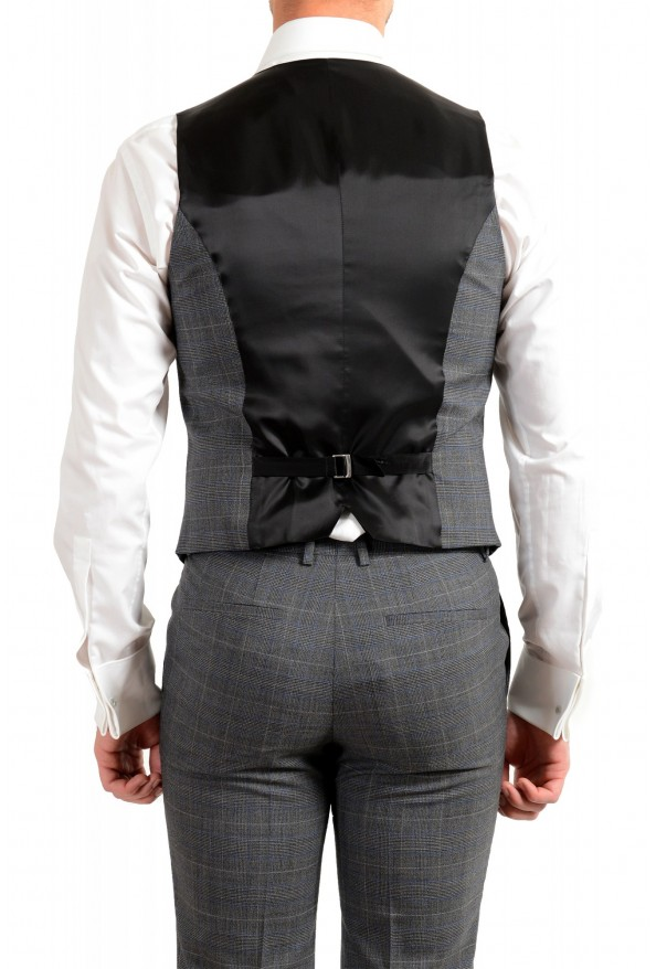 """Hugo Boss Men's """"Astian/Hets182V1"""" Extra Slim Fit 100% Wool Three Piece Suit: Picture 10"""