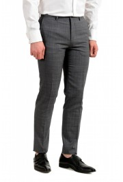 """Hugo Boss Men's """"Astian/Hets182V1"""" Extra Slim Fit 100% Wool Three Piece Suit: Picture 12"""