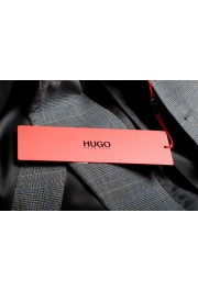 """Hugo Boss Men's """"Astian/Hets182V1"""" Extra Slim Fit 100% Wool Three Piece Suit: Picture 14"""