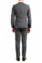 """Hugo Boss Men's """"Astian/Hets182V1"""" Extra Slim Fit 100% Wool Three Piece Suit: Picture 3"""