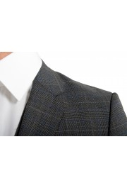 """Hugo Boss Men's """"Astian/Hets182V1"""" Extra Slim Fit 100% Wool Three Piece Suit: Picture 7"""