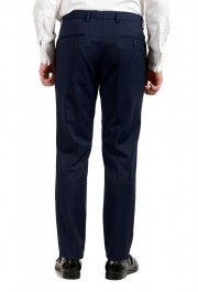 """Hugo Boss Men's """"Neight1/Byte1"""" Slim Fit Wool Blue Plaid Two Button Suit: Picture 10"""