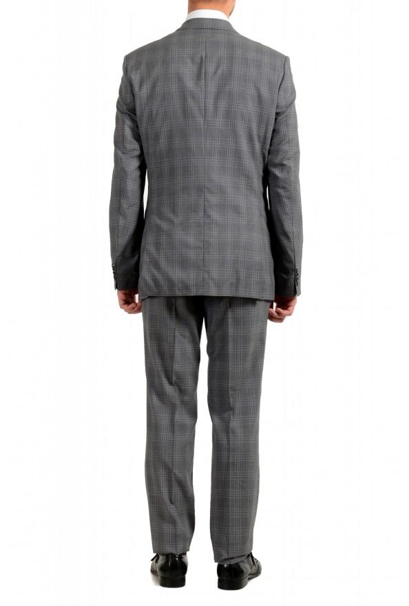 """Hugo Boss Men's """"Jeckson/Lenon1"""" Regular Fit 100% Wool Plaid Two Button Suit: Picture 3"""