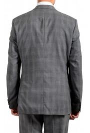 """Hugo Boss Men's """"Jeckson/Lenon1"""" Regular Fit 100% Wool Plaid Two Button Suit: Picture 6"""