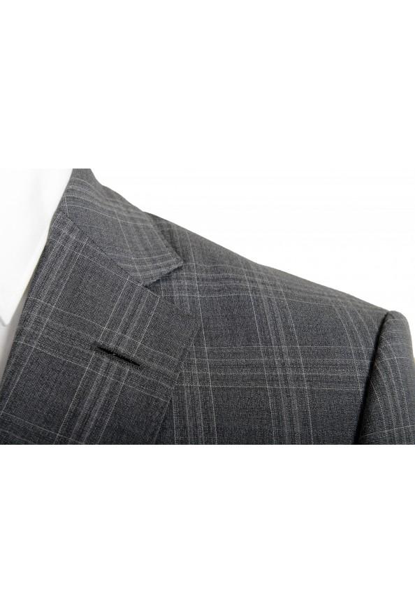 """Hugo Boss Men's """"Jeckson/Lenon1"""" Regular Fit 100% Wool Plaid Two Button Suit: Picture 7"""