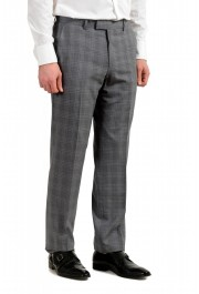 """Hugo Boss Men's """"Jeckson/Lenon1"""" Regular Fit 100% Wool Plaid Two Button Suit: Picture 9"""