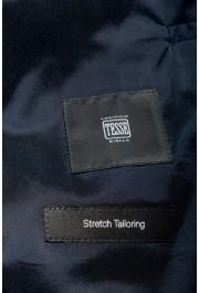 "Hugo Boss Men's ""Johnstons5/Lenon1"" Regular Fit 100% Wool Blue Two Button Suit: Picture 13"