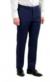 "Hugo Boss Men's ""Johnstons5/Lenon1"" Regular Fit 100% Wool Blue Two Button Suit: Picture 9"