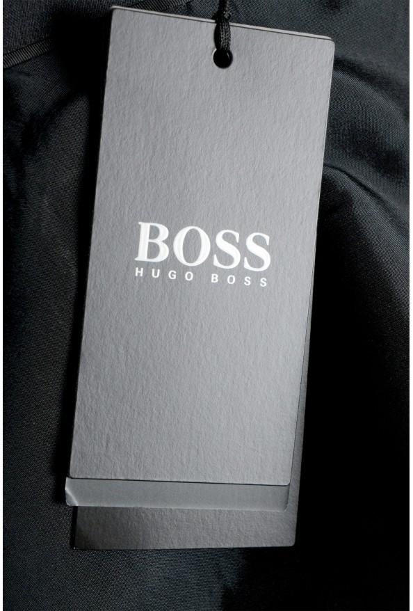 "Hugo Boss Men's ""Phoenix/Madisen"" Comfort Fit 100% Wool Gray Two Button Suit: Picture 11"