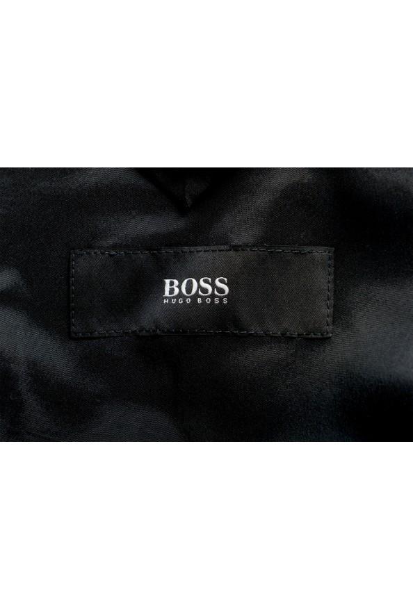 "Hugo Boss Men's ""Phoenix/Madisen"" Comfort Fit 100% Wool Gray Two Button Suit: Picture 12"