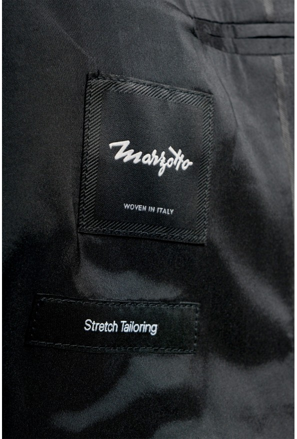 "Hugo Boss Men's ""Phoenix/Madisen"" Comfort Fit 100% Wool Gray Two Button Suit: Picture 13"