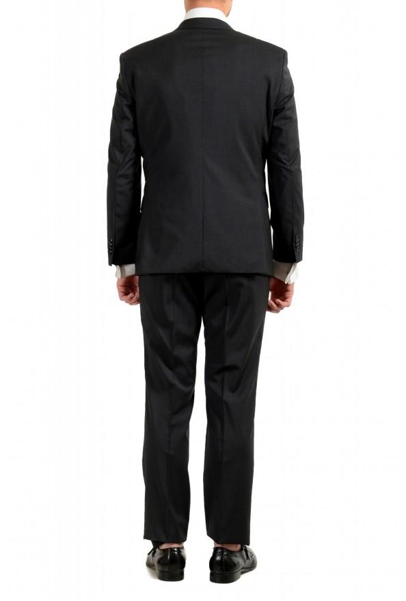 "Hugo Boss Men's ""Phoenix/Madisen"" Comfort Fit 100% Wool Gray Two Button Suit: Picture 3"