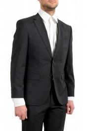 "Hugo Boss Men's ""Phoenix/Madisen"" Comfort Fit 100% Wool Gray Two Button Suit: Picture 5"