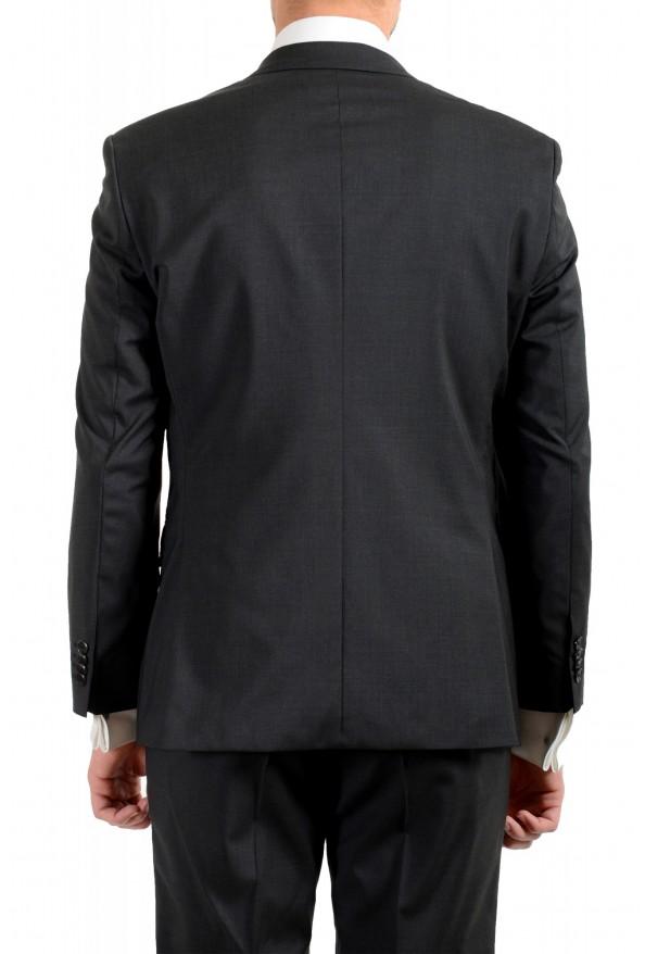 "Hugo Boss Men's ""Phoenix/Madisen"" Comfort Fit 100% Wool Gray Two Button Suit: Picture 6"
