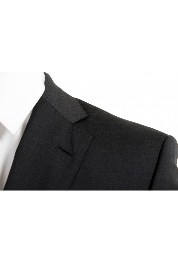"Hugo Boss Men's ""Phoenix/Madisen"" Comfort Fit 100% Wool Gray Two Button Suit: Picture 7"