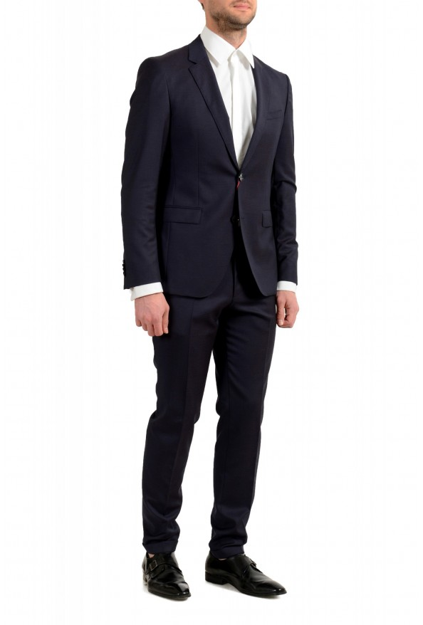 """Hugo Boss Men's """"August/Higgings182"""" Extra Slim Fit 100% Wool Two Button Suit: Picture 3"""