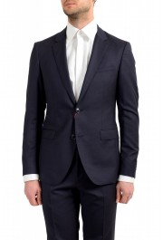 """Hugo Boss Men's """"August/Higgings182"""" Extra Slim Fit 100% Wool Two Button Suit: Picture 5"""