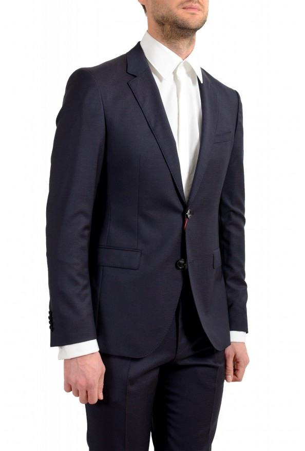 """Hugo Boss Men's """"August/Higgings182"""" Extra Slim Fit 100% Wool Two Button Suit: Picture 6"""