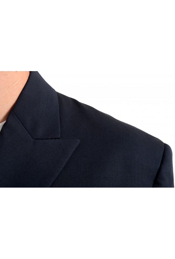 "Dsquared2 & ""Mert & Marcus 1994"" Men's 100% Wool Navy Blue Blazer: Picture 5"