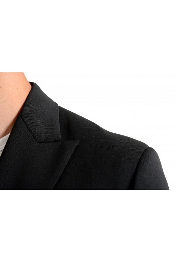 Dsquared2 Men's Black Wool Two Button Sport Coat Blazer: Picture 4