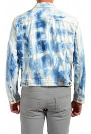 """Dsquared2 Men's """" Dan Jean"""" Acid Wash Button Down Denim Jacket: Picture 3"""