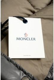 "Moncler Men's ""NIVELLE"" Gray Hooded Full Zip Down Parka Jacket: Picture 6"