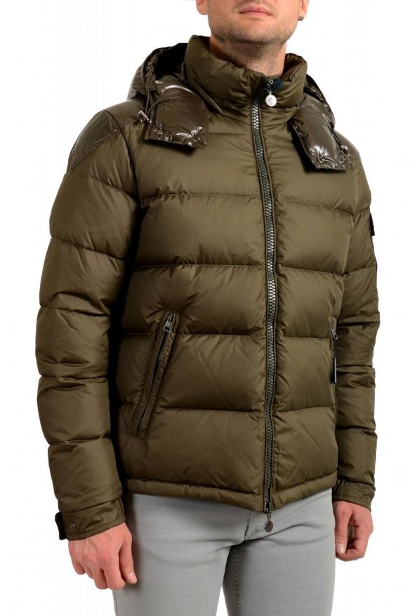 "Moncler Men's ""Chevalier"" Hooded Full Zip Down Parka Jacket: Picture 2"