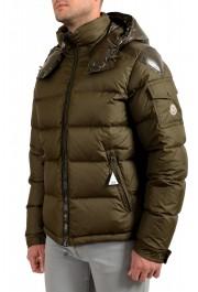"Moncler Men's ""Chevalier"" Hooded Full Zip Down Parka Jacket: Picture 4"