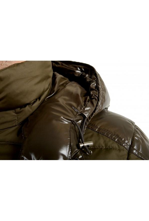 "Moncler Men's ""Chevalier"" Hooded Full Zip Down Parka Jacket: Picture 6"