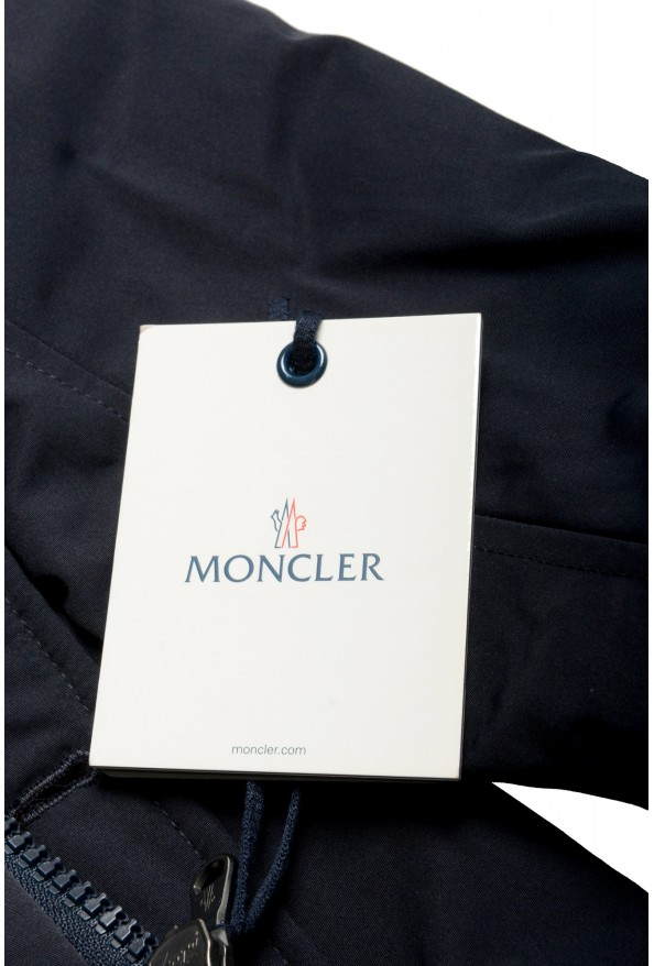 """Moncler Men's """"Frederic"""" Hooded Full Zip Down Parka Jacket: Picture 6"""