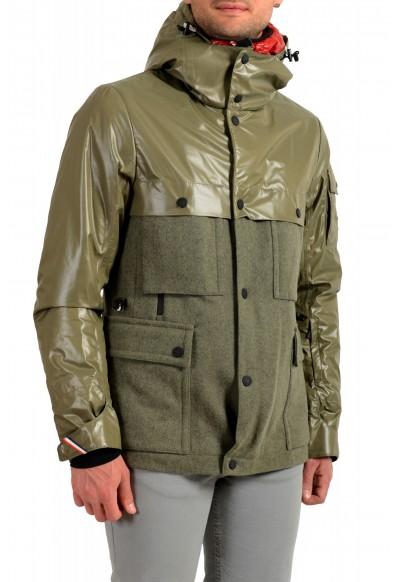 "Moncler Men's ""Breithorn"" Hooded Full Zip Down Parka Jacket : Picture 2"