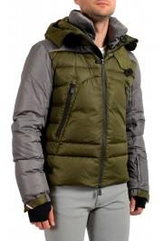 "Moncler Men's ""EIGER"" Full Zip Hooded Down Parka Jacket: Picture 2"