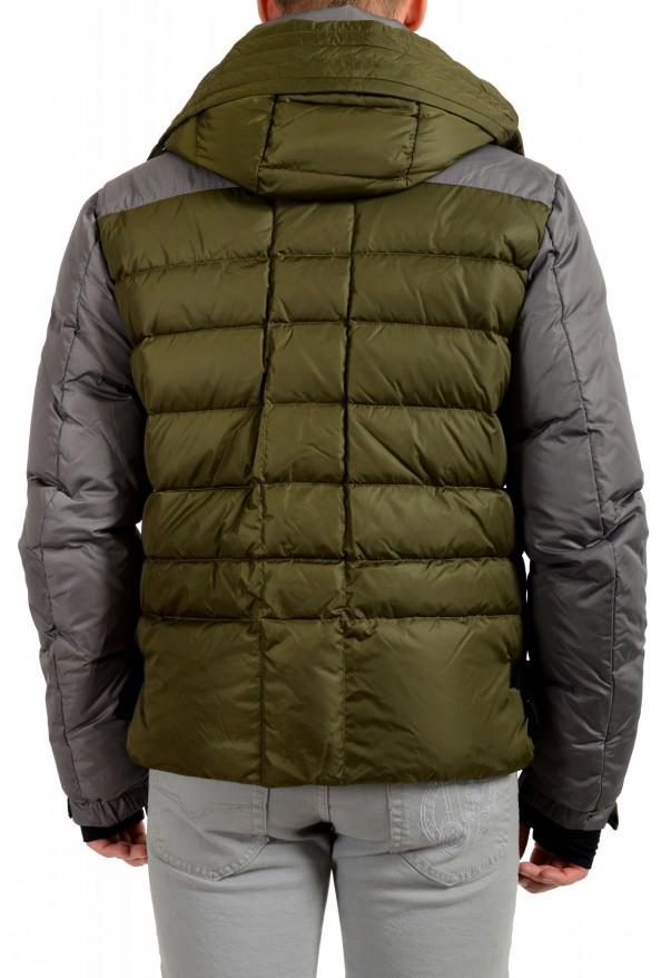 "Moncler Men's ""EIGER"" Full Zip Hooded Down Parka Jacket: Picture 3"