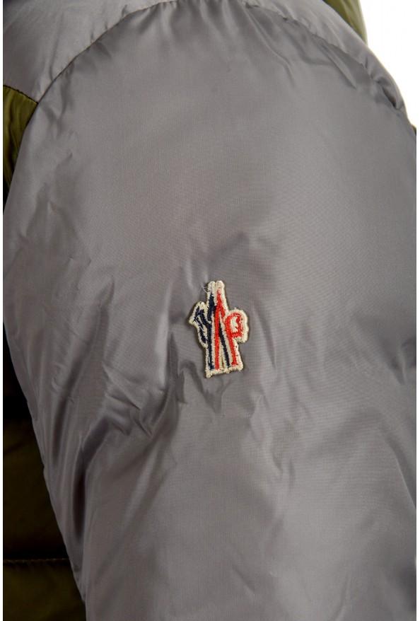 "Moncler Men's ""EIGER"" Full Zip Hooded Down Parka Jacket: Picture 5"