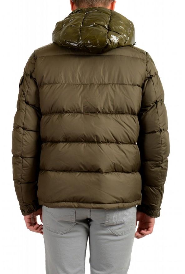 "Moncler Men's ""Chevalier"" Hooded Full Zip Down Parka Jacket: Picture 3"