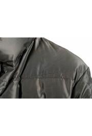 """Moncler Women's """"MONIQUE"""" Gray Full Zip Down Parka Jacket : Picture 4"""