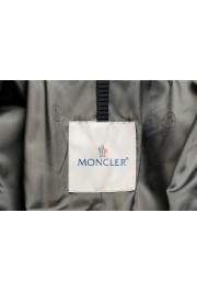 """Moncler Women's """"MONIQUE"""" Gray Full Zip Down Parka Jacket : Picture 5"""