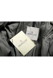 """Moncler Women's """"MONIQUE"""" Gray Full Zip Down Parka Jacket : Picture 6"""